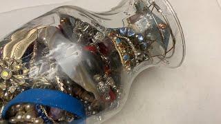 Jewelry Jar Unjarring