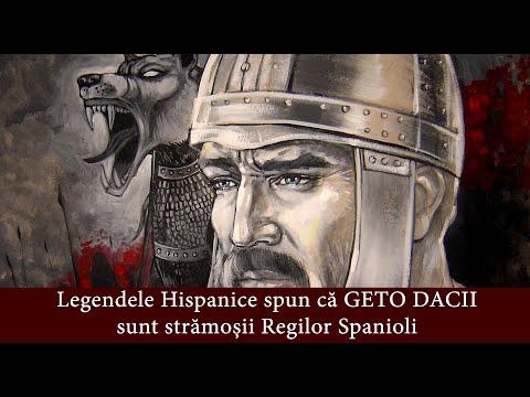 "Legendele Hispanice: ""DACII"