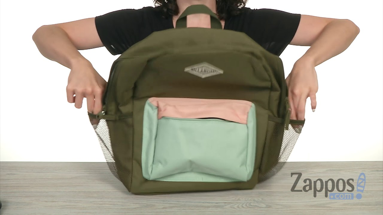 b526c8ef0e Billabong Schools Out Backpack SKU  9077438 - YouTube