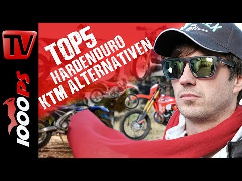 Top 5 - Hardenduro KTM Alternativen