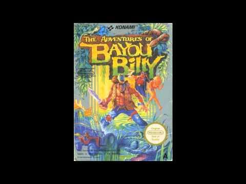 VGM Hall Of Fame: The Adventures of Bayou Billy - Stage 1 (NES)