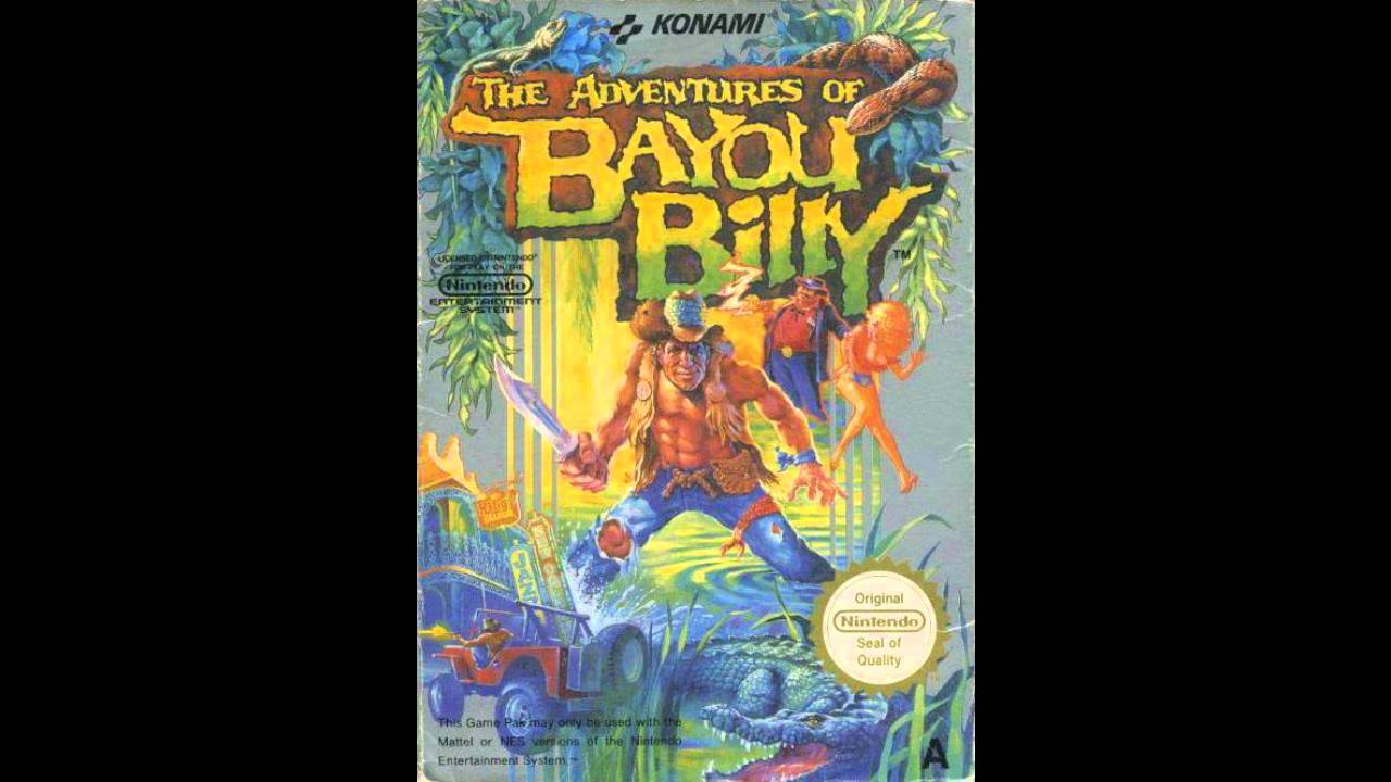 Vgm Hall Of Fame The Adventures Of Bayou Billy Stage 1