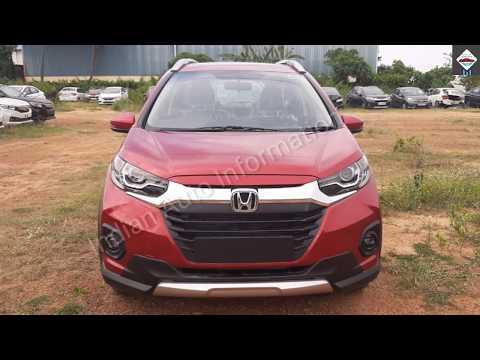 All New Honda Wrv BS6 2020