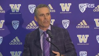Coach Chris Petersen steps down from UW position