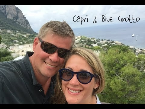 Our trip to Capri & Blue Grotto in Italy
