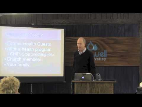 Christian Wellness Coaching Class 1 by Rick Mautz