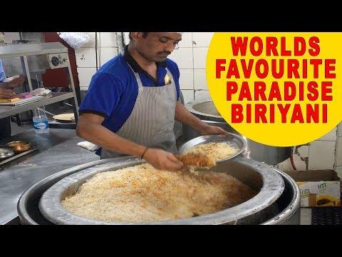 Hands On Worlds Favourite Paradise Biryani | Hyderabadi Biryani | Best Biryani In Hyderabad