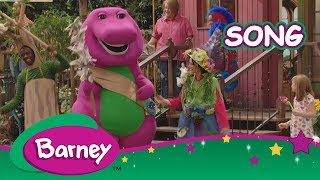 🌻 Barney Sing-along Songs: Planet Earth Is Full Of Green! 🌎