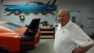 Rare Barn Find 1969 Dodge Hemi Daytona unrestored.
