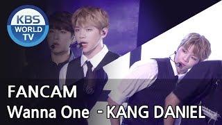 [FOCUSED] Wanna One's KANG DANIEL - Light [Music Bank / 2018.06.08]