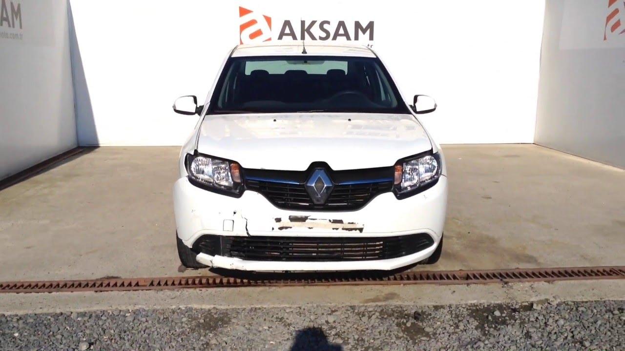 Hasarli 2014 Renault Symbol 1 5 Dci Joy Aksamoto Com Tr 212