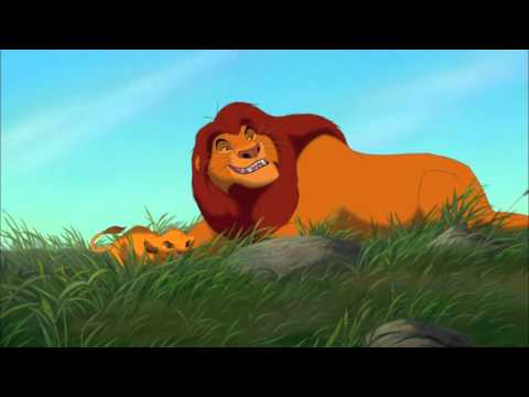 THE LION KING 3D - 'Pouncing Lesson'