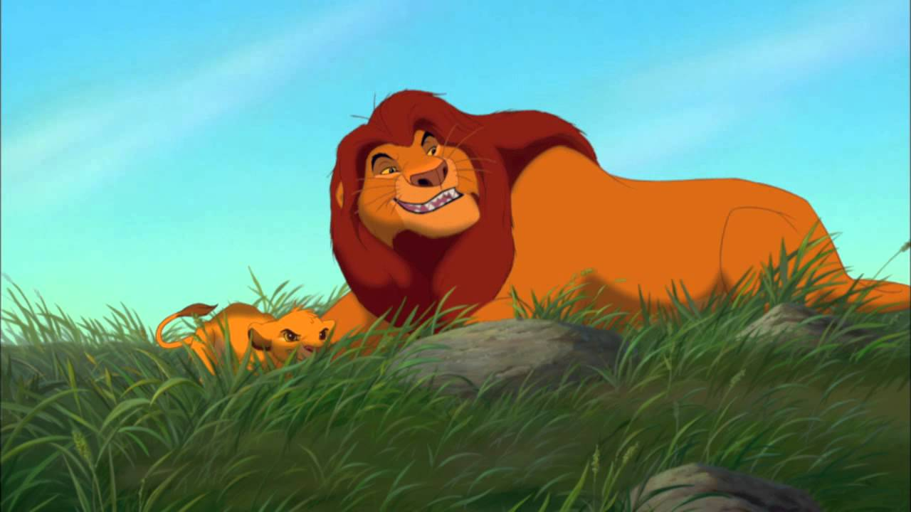 3d Interactive Wallpaper The Lion King 3d Pouncing Lesson Youtube