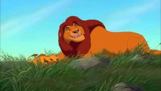 THE LION KING 3D - 'Pouncing Lesson'