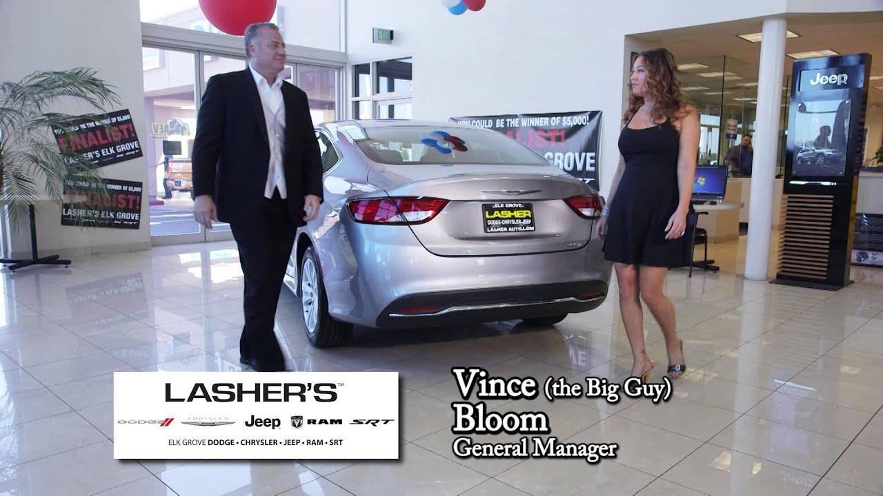 Most Interesting Car Chrysler 200 Elk Grove Dodge Youtube
