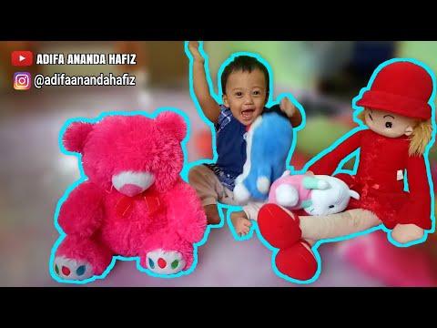 Mainan Boneka, Boneka Doraemon Dan Boneka Lucu - Mainan Anak Perempuan