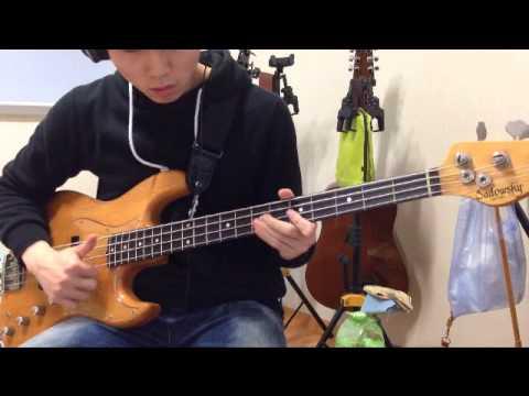 Al Jarreau - Mas Que Nada(Bass Cover)