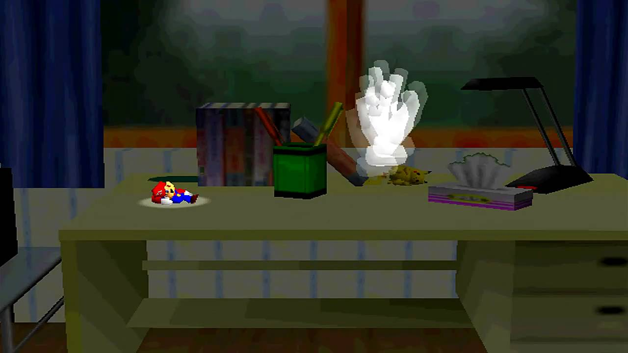 Super Smash Bros N64 Opening HD  YouTube