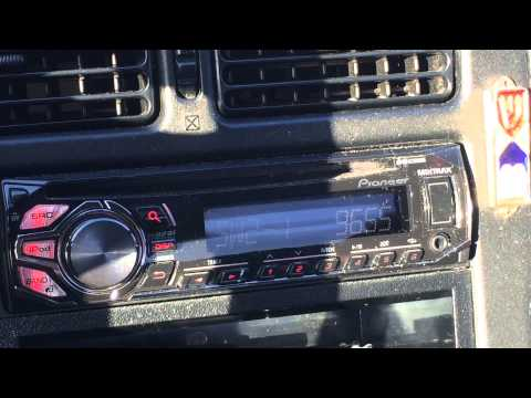 KNLS, Alaska: good shortwave reception on my car radio!
