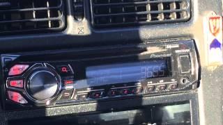 KNLS, Alaska: good shortwave reception on my car radio!