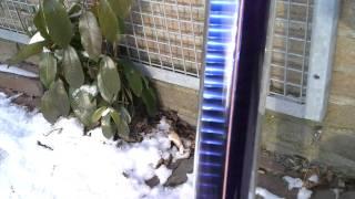 Zizon zonneboiler vacuumbuis heatpipe