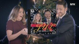 Endelig en politisk korrekt juleplate! Perfekt for skoleavslutninger