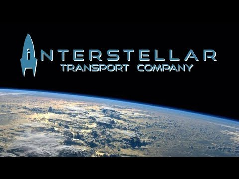 """Interstellar Transport Company - Part 2 - """"Colonizing The Outer Worlds"""""""