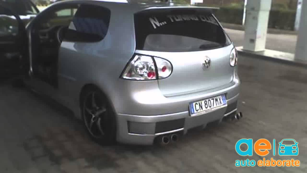 volkswagen golf v tuning youtube. Black Bedroom Furniture Sets. Home Design Ideas