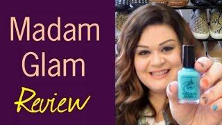 Review: Madam Glam Nail Polishes Thumbnail