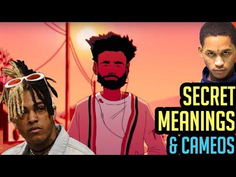 Childish Gambino - Feels Like Summer Secret Meaning & Cameos Reaction