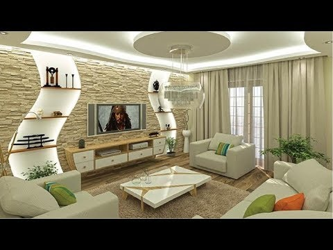 Best 100 Modern Living Room Furniture Design Catalogue - POP Ceiling For Hall 2020