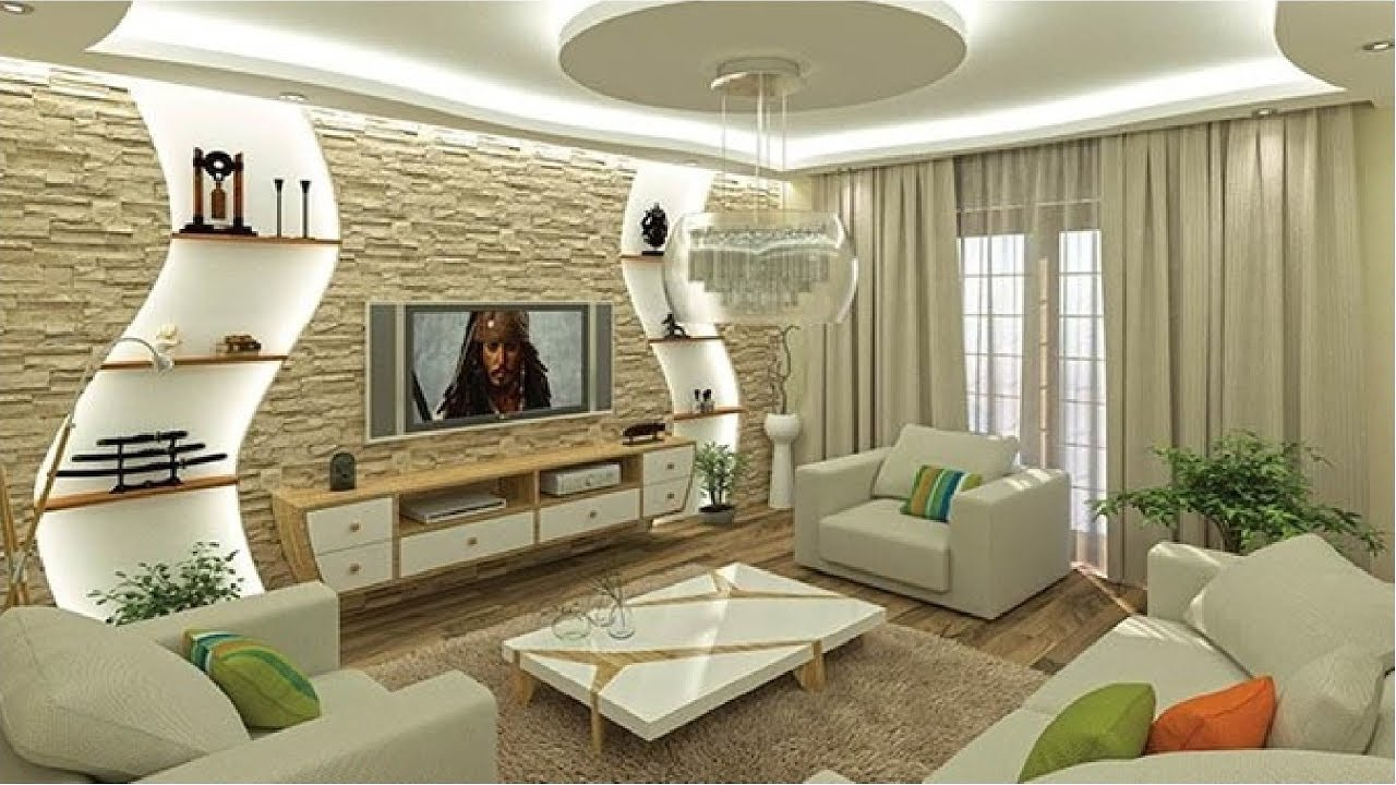 Best 100 Modern Living Room Decorating Ideas Pop Ceiling Design For Hall 2020 Youtube