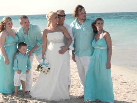 Our Cuba Wedding Day - Dec 2012