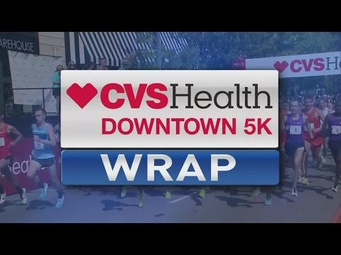 2016 CVS Health Downtown 5K wrap special