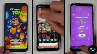 Xiaomi MI A2 vs Nokia X6 vs Nokia X7/8.1 plus Speed test/Gaming comparison/PUBG