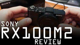 Sony DSC-RX100m2 review