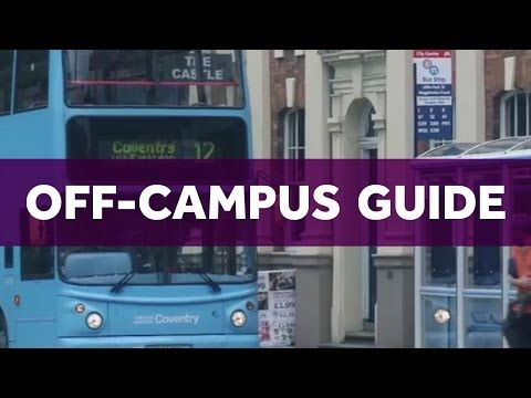 Off-Campus Accommodation Guide