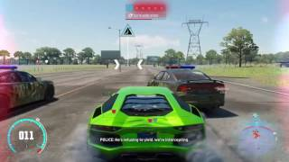 The Crew Wild Run: 5 Star Police Chase