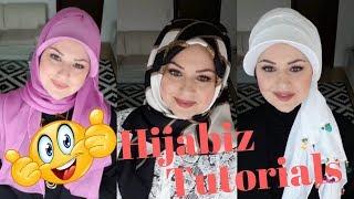 لفات حجاب تركية تناسب دخولك المدرسي - الجزء الثالث