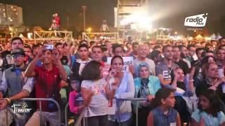 أقوى لحظات افتتاح مهرجان تيميتار 2016