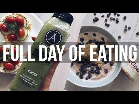 Full Day of Eating | Vegetarian