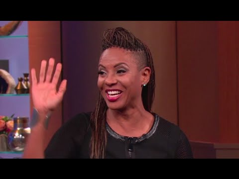 MC Lyte is a Legend of hiphop!  STEVE HARVEY