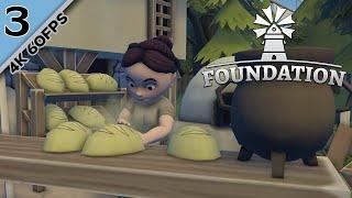 ขนมปังหอมกรุ่น เนื้อนุ่มน่ากิ๊นน่ากิน - Foundation #3