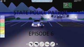 Roblox The Neighborhood of Robloxia state police patrol episode 6