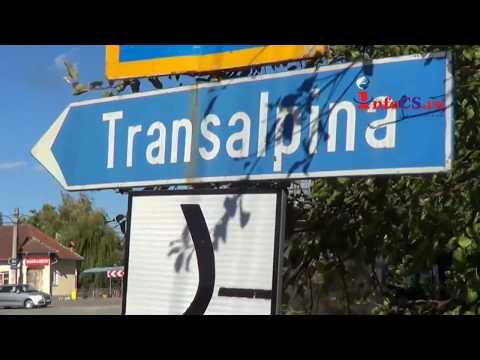 Transalpina - aglomeratie in fuga de canicula 12 aug 2017