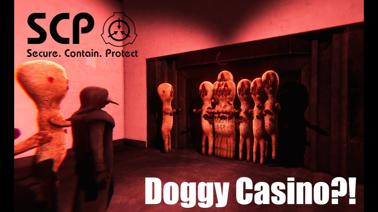 The Spanish Inquisition | Doggy Casino Fun - SCP: Secret Laboratory