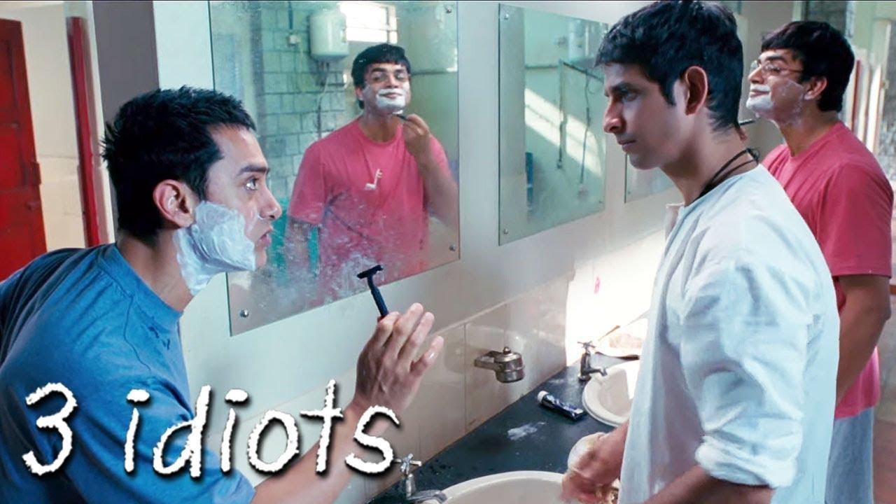 Download कामयाब होने के लिए नहीं काबिल होने के लिए पढ़ो  | 3 Idiots | Aamir Khan, R. Madhavan, Sharman Joshi