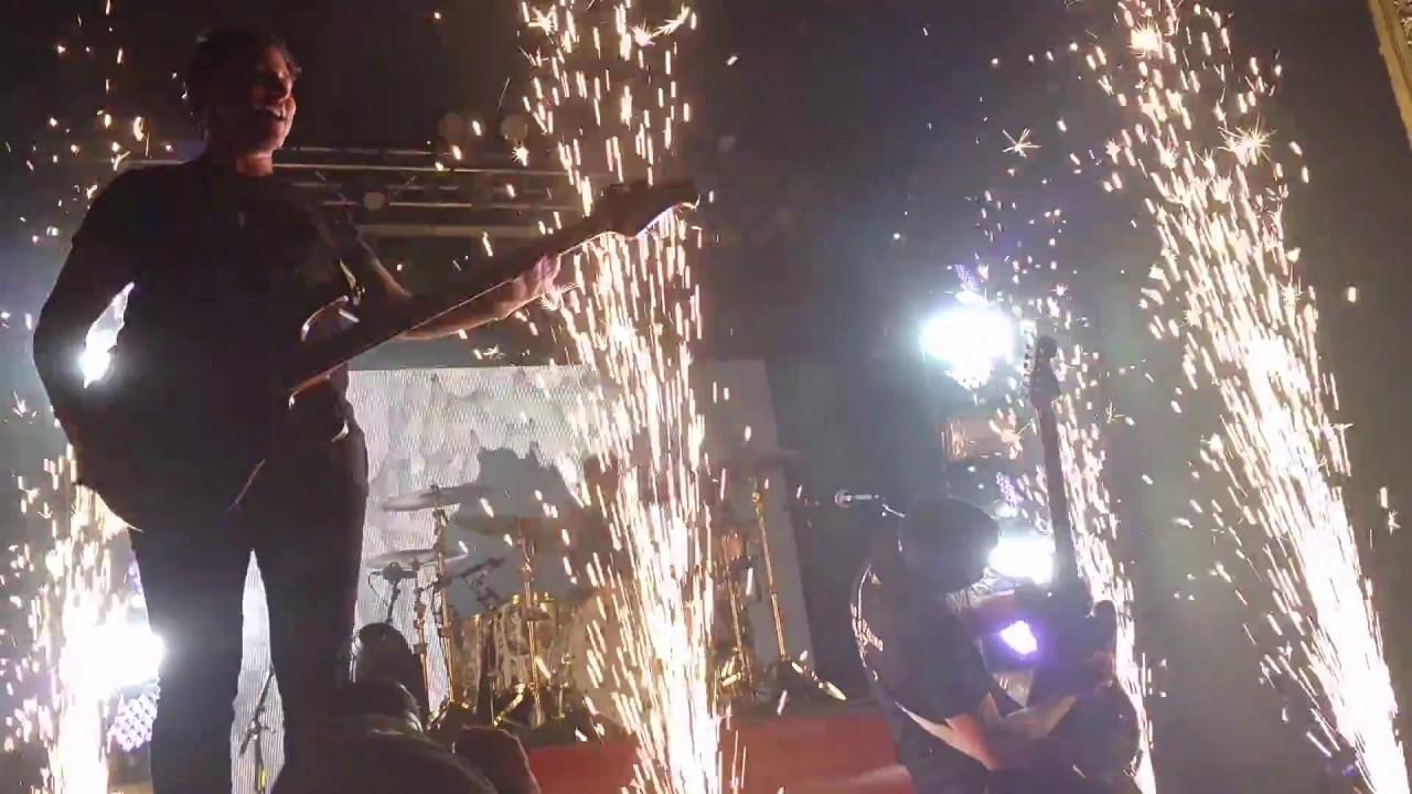 We Will Detonate Tour