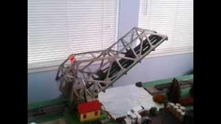 Lionel Prewar # 313 Operating Bascule Bridge