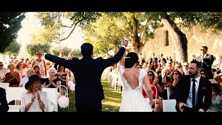 WEDDING TEASER -  Justine & Jonathan © JProd